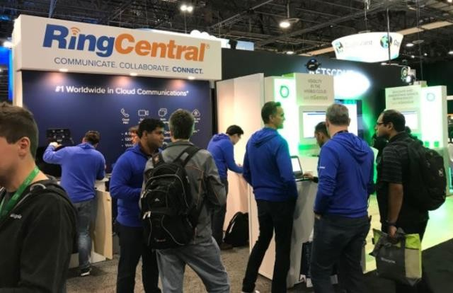 RingCentral brings innovation to meeting and contact center