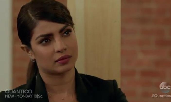 Priyanka Chopra Sports New Hairstyle For Quantico Season 3